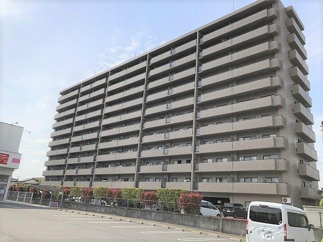 有限会社グローバル住宅 外観写真 高知市神田 サーパス神田公園 3LDKの外観写真