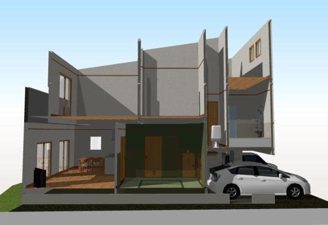 有限会社グローバル住宅 内観写真 高知市鏡川町 新築一戸建て 4LDKの内観写真