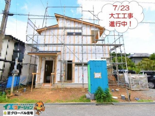 有限会社グローバル住宅 外観写真 高知市みづき 新築一戸建て 4LDKの外観写真