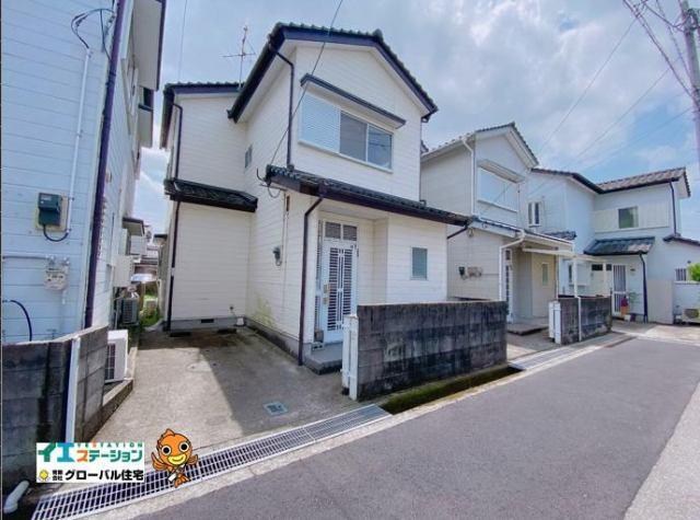 有限会社グローバル住宅 外観写真 高知市中久万 中古住宅 4DKの外観写真