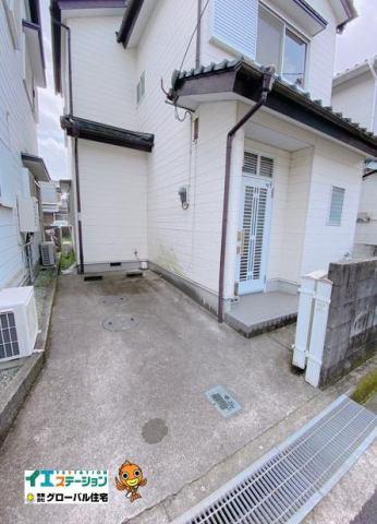 有限会社グローバル住宅 内観写真 高知市中久万 中古住宅 4DKの内観写真