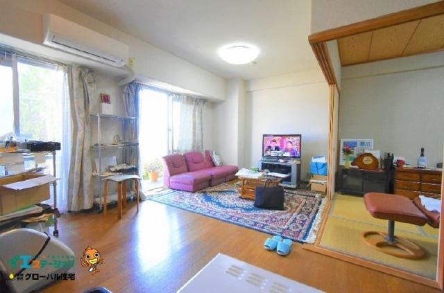 有限会社グローバル住宅 内観写真 高知市一宮南町 サーパスシティー高知2 3LDKの内観写真