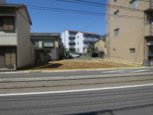 有限会社グローバル住宅 外観写真 高知市曙町 売り土地 約53坪の外観写真