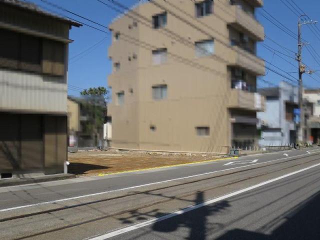 有限会社グローバル住宅 内観写真 高知市曙町 売り土地 約53坪の内観写真