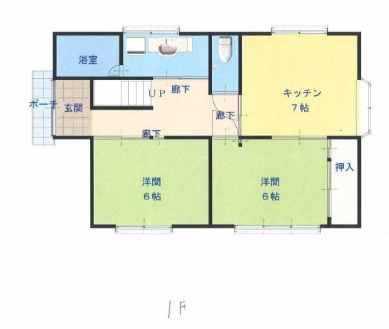 有限会社グローバル住宅 外観写真 高知市神田 中古住宅 5DKの外観写真