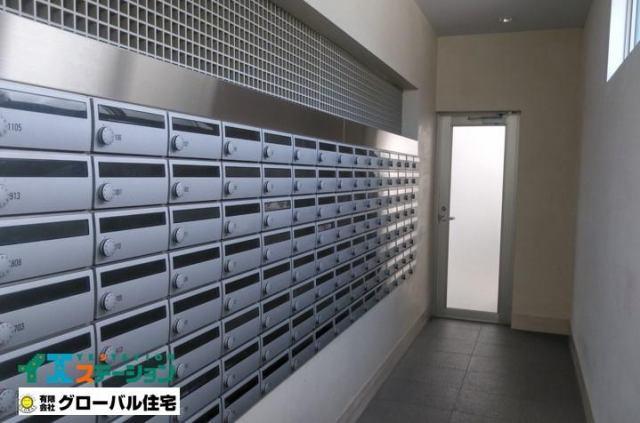 有限会社グローバル住宅 内観写真 メールルーム