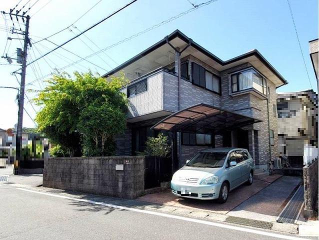 有限会社グローバル住宅 外観写真 高知市万々 中古住宅 4LDKの外観写真