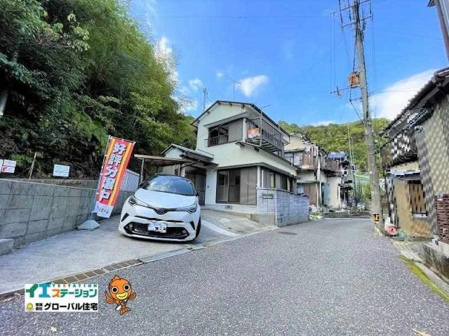 有限会社グローバル住宅 外観写真 高知市一宮西町 リフォーム中古住宅 3DKの外観写真