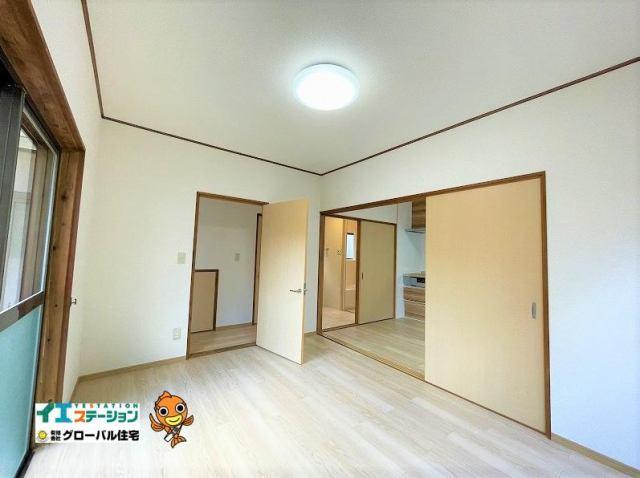 有限会社グローバル住宅 内観写真 高知市一宮西町 リフォーム中古住宅 3DKの内観写真