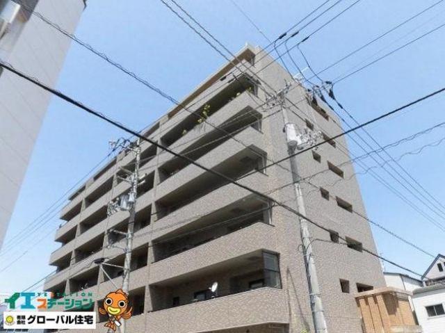 有限会社グローバル住宅 外観写真 【リフォーム済】サーパス城見 3LDKの外観写真