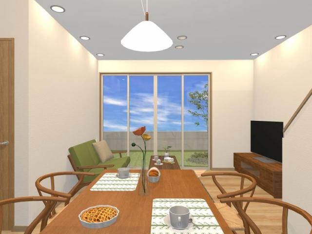 有限会社グローバル住宅 内観写真 高知市朝倉丙 新築一戸建て 3LDKの内観写真