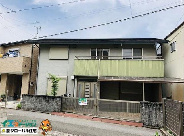 有限会社グローバル住宅 外観写真 高知市昭和町 駅近くエレベーター付き便利な中古住宅の外観写真