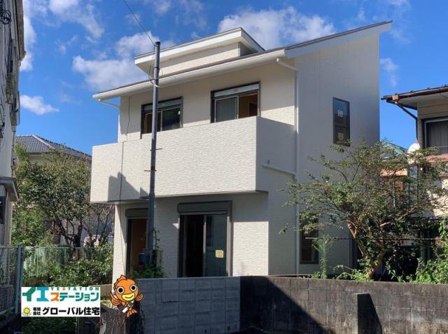 有限会社グローバル住宅 外観写真 高知市神田 新築住宅 屋根裏収納 3LDKの外観写真