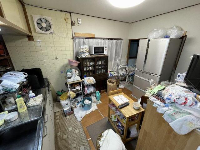 有限会社グローバル住宅 内観写真 高知市中秦泉寺 中古住宅 津波被害想定外 4DKの内観写真
