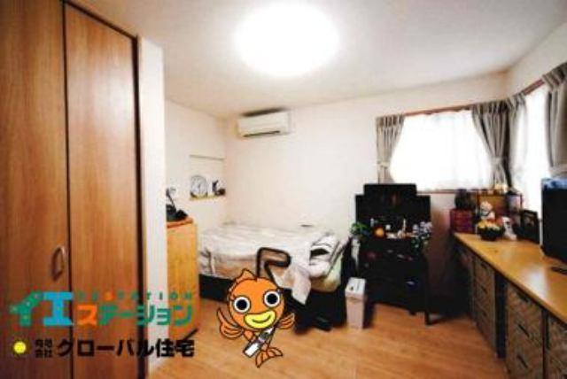 有限会社グローバル住宅 内観写真 高知市愛宕町 フルリフォーム済中古住宅 2SLDKの内観写真