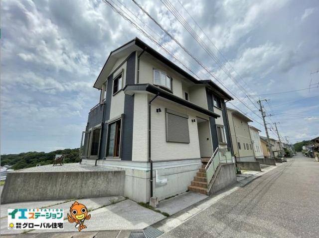 有限会社グローバル住宅 外観写真 高台で津波被害想定外です(^^♪