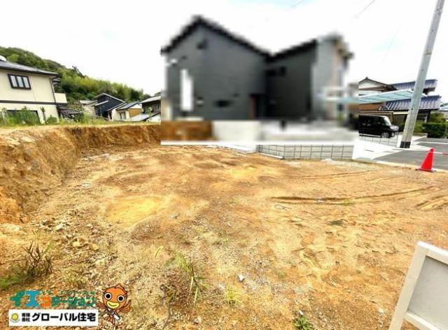 有限会社グローバル住宅 外観写真 高知市前里 建築条件付き売り土地 約48坪 A号地の外観写真