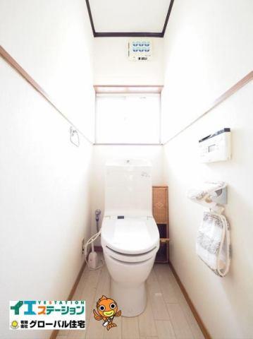 有限会社グローバル住宅 内観写真 高知市西久万 中古住宅 5LDK 3台駐車可能の内観写真