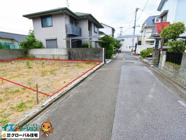 有限会社グローバル住宅 内観写真 高知市幸町 建築条件付売り土地 約28坪の内観写真