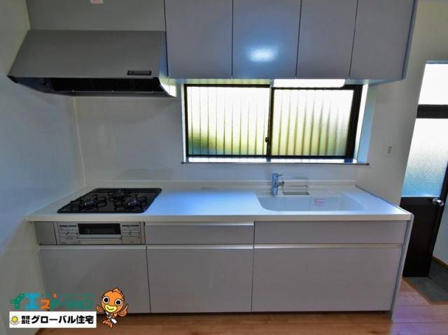有限会社グローバル住宅 内観写真 高知市南河ノ瀬町 中古住宅 リフォーム中 3LDKの内観写真