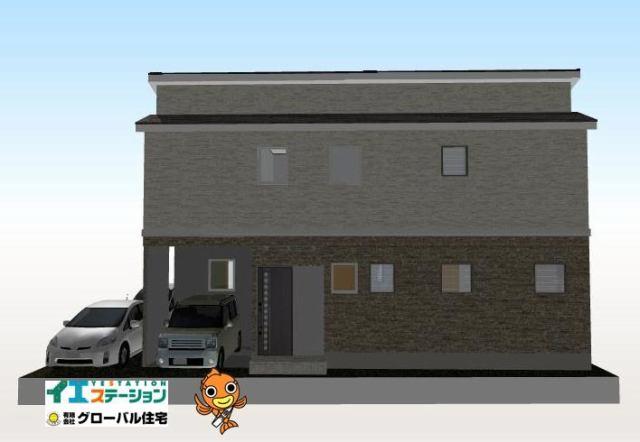 有限会社グローバル住宅 内観写真 高知市上本宮町 新築住宅 3台駐車可能の内観写真
