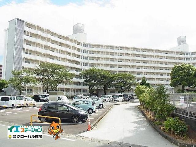有限会社グローバル住宅 外観写真 高知市鴨部 鏡川コーポB 全面リフォーム済の外観写真