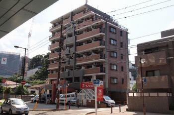 THE SQUARE・Atago Residenceの外観写真