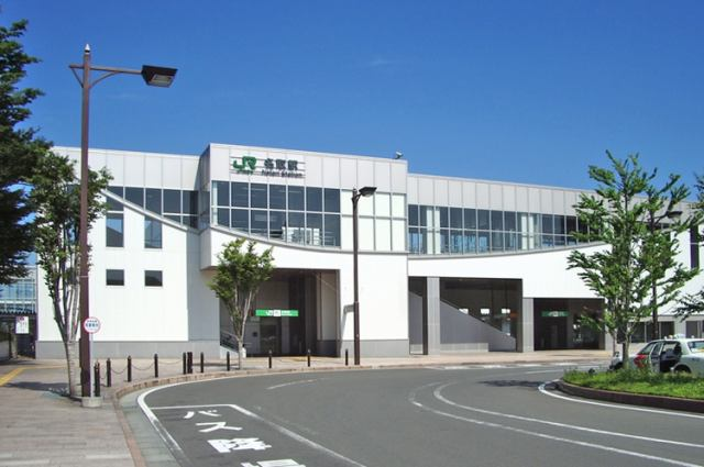 JR東北本線「名取」駅まで徒歩13分