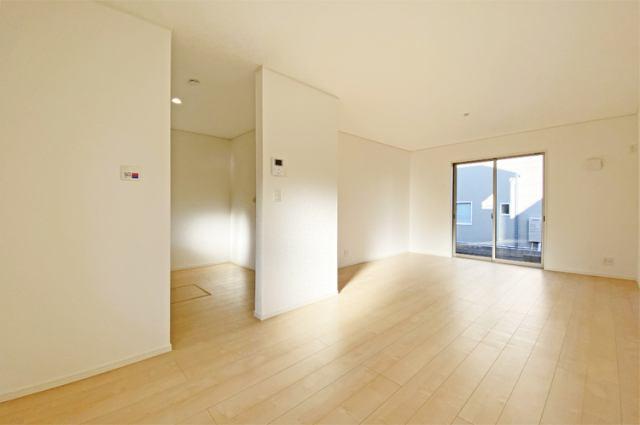 (LDK)和室続きの広々リビング!襖を外せば大空間!友達たくさんホームパーティー!