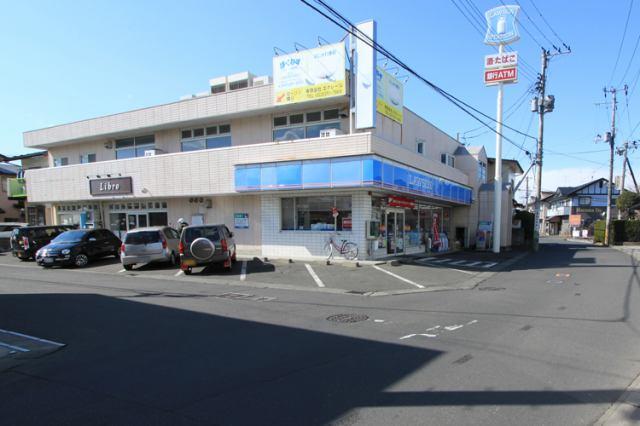 ローソン仙台新自由ケ丘店 徒歩4分