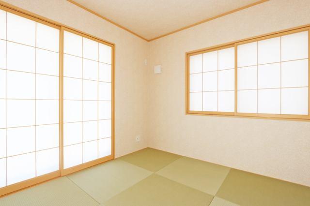 (同仕様・和室)お手入れ楽々ビニール畳!防音・耐久・湿気に強い!