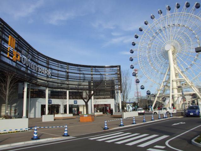 三井アウトレットパーク仙台港店まで徒歩13分
