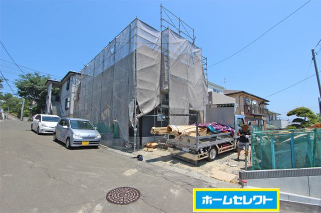 (現地写真)八木山小・中学校が徒歩圏内とお子様の通学も安心♪