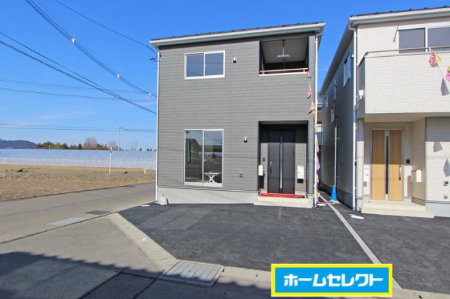 (現地写真)JR東北本線「名取」駅まで徒歩17分!市街地へのアクセス良好!