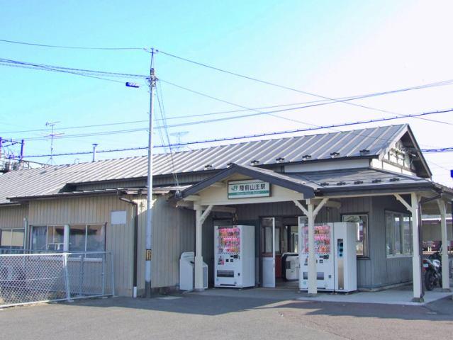 JR東北本線「陸前山王」駅まで徒歩6分