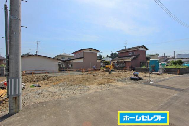 (現地写真)小・中学校、周辺施設も徒歩圏内と充実のエリア♪