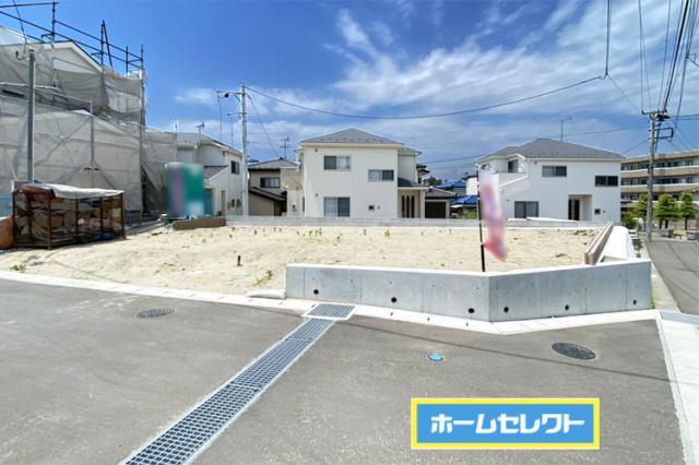 (現地写真)開放的な角地!陽当たり良好です♪
