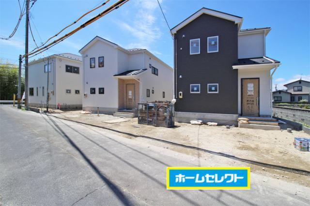 (現地写真)JR仙石線「中野栄」駅まで徒歩20分!安心・快適・経済的なオール電化住宅♪