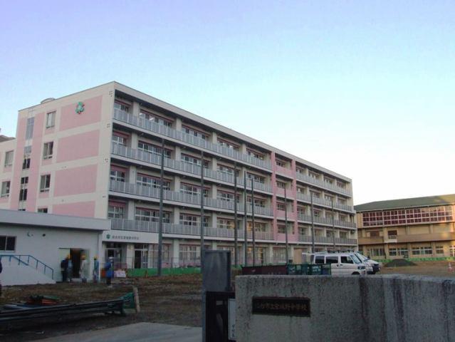宮城野中学校