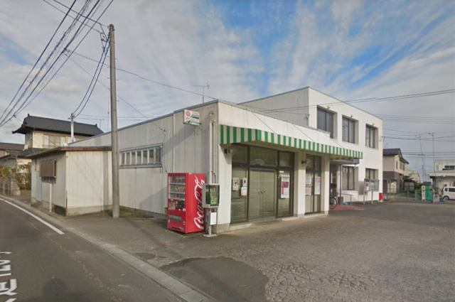 JA名取岩沼館腰支店まで徒歩3分