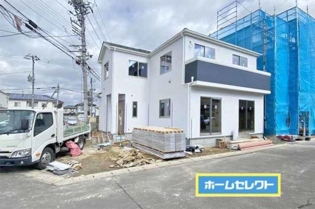 (現地写真)JR仙石線「中野栄」駅まで徒歩12分