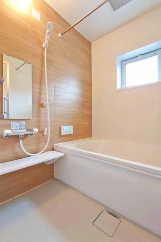 (浴室) フルオートのエコキュート仕様でとっても経済的♪