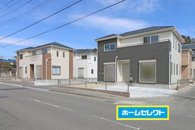 (同メーカー施工例)JR東北本線「南仙台」駅まで徒歩11分!アクセスも良好♪