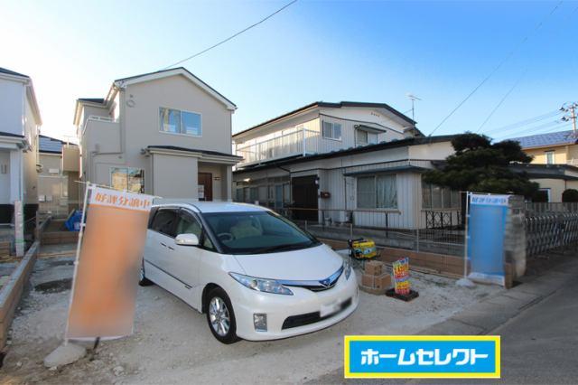 (現地写真)JR東北本線「岩沼」駅まで徒歩14分!通勤通学に便利!