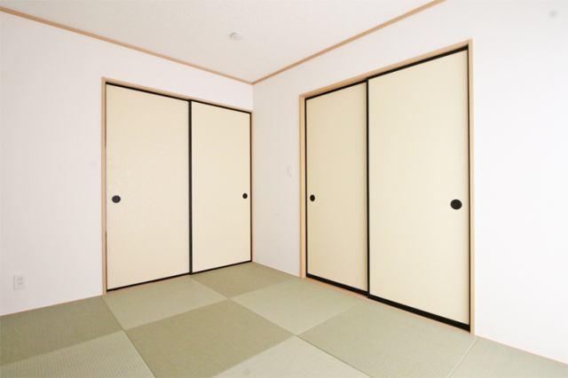 (和室)和室はお子様の遊び場としても最適な空間(^^)
