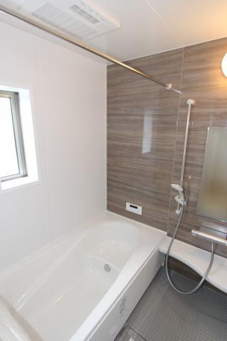 (浴室)フルオートのエコキュート仕様でとっても経済的♪