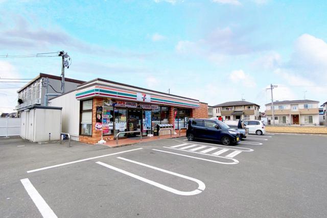 セブンイレブン多賀城新田店