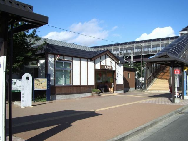 JR仙山線「愛子」駅