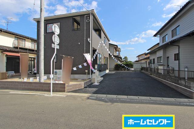(現地写真)駅、小・中学校が徒歩圏内!