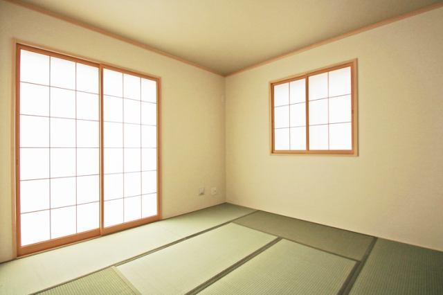 (同仕様・和室)畳の3大効果!調湿・防音・リラックス!はかどるお仕事・お勉強!
